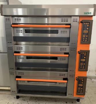 上海虹口区专业烘焙设备回收 面包房设备回收 西餐厅设备回收