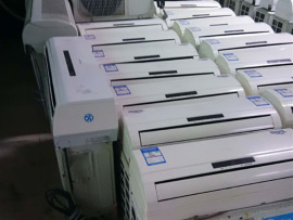 上海各种废旧空调回收、家用空调回收、壁挂式空调回收.